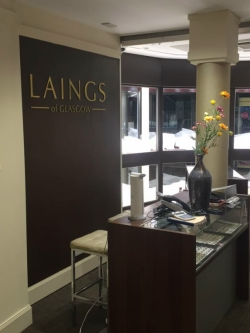 Laings Jewellers Glasgow Argyle Arcade